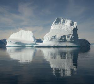 Icebergs in Scoresby Sund