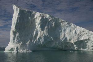 Glacial Fragment, Scoresby Sund